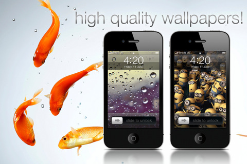 Camera App For IPhone 4, If You Have An IPhone 4 Or, NATURE HD Wallpapers For IPad