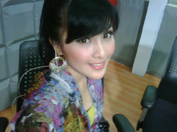 Sandra Dewi Indonesia Beautiful Actress