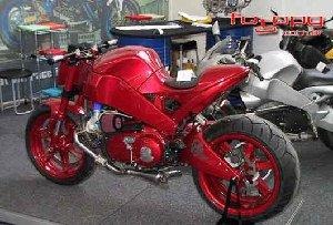 motos tunadas