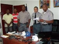 PN desmantela banda de atracadores en SPM