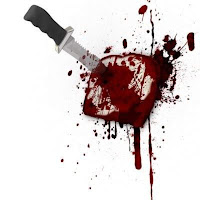 Dos personas resultaron heridas de machete