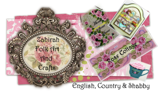 Zahirah Folk Art and Crafts