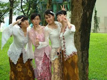 THANK YOU for shopping with us, The Kebaya Queens :)