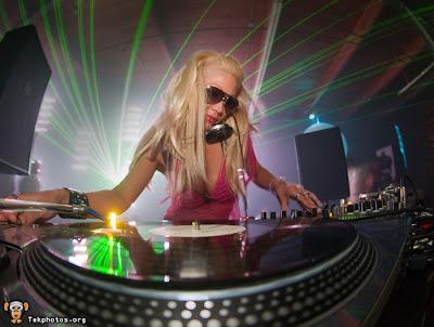 DJ Wanita Terseksi