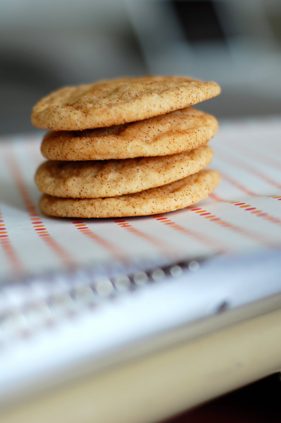 Maple Snickerdoodles - Lovin' From the Oven