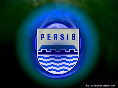 Abstractive Sense: ISL Wallpaper: Persib Blue