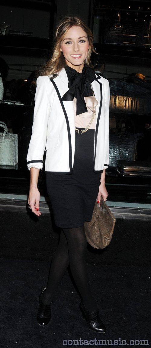 olivia palermo. dress like Olivia Palermo
