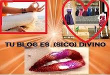 """premio """"tu blog es divino"""""""