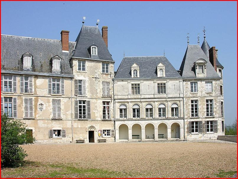 La france ch teaux 19 nov 2010 - Deco jardin saint brisson sur loire fort de france ...