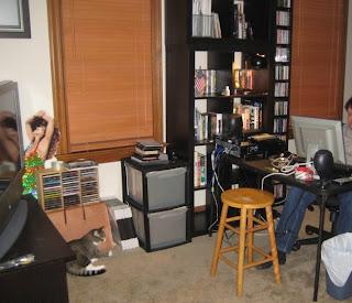 Dan's Office