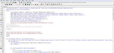 html postopek izdelave spletnih strani