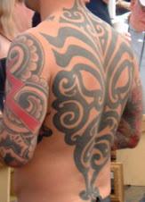 Tatuajes en la Wikipedia