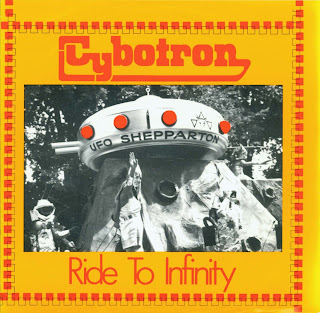 Cybotron Colossus Ride To Infinity