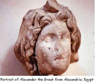 Fraternization on the footsteps of Alexandrer