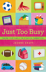 JUST TOO BUSY?