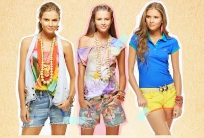 roupas para o carnaval