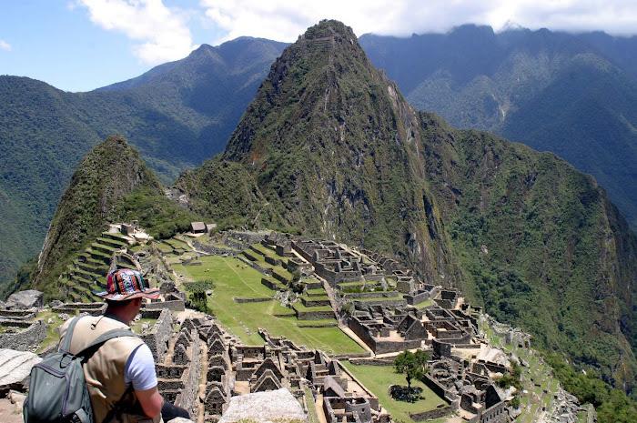 MACHU PICCHU-CUSCO-PERÚ: MARAVILLA DEL MUNDO