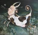 síndrome de la vaca loca