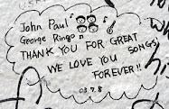 John Paul George Ringo .