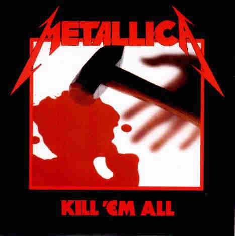 Lo que se esconde debajo del arbol [Zona de Regalos] Metallica_kill_em_all