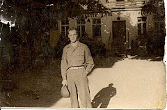 Dad In Germany, 1945