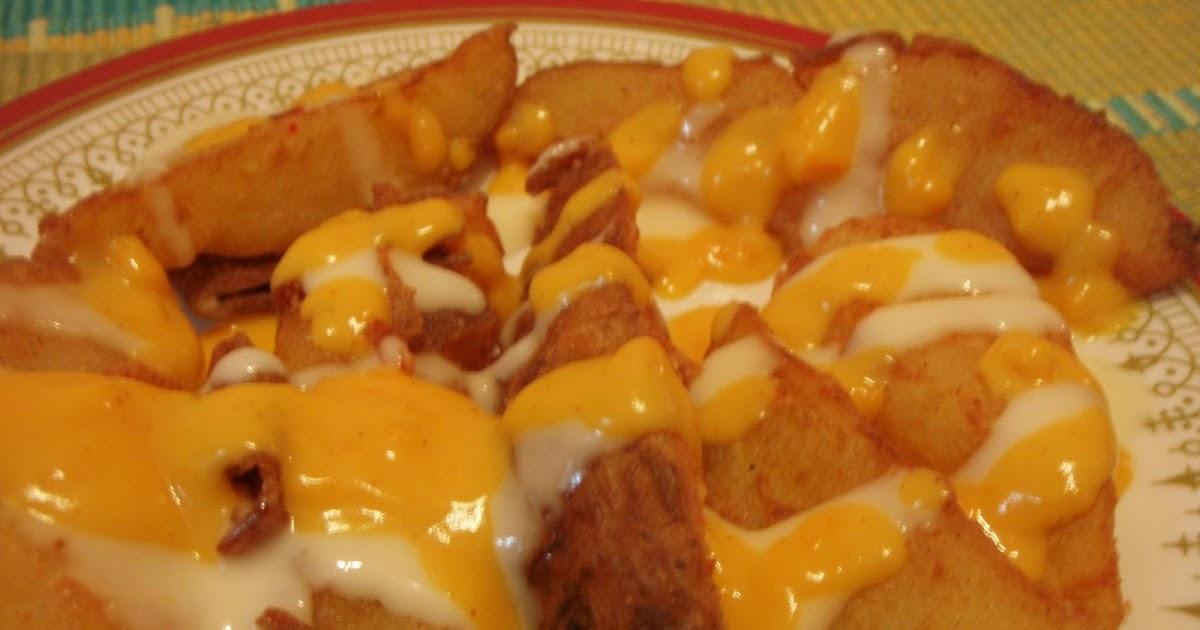 tecik tenit tomel: Homemade Cheezy Wedges yang mudah dan