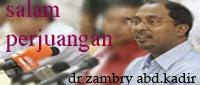 Blog Dr Zambry Abd Kadir MB Perak