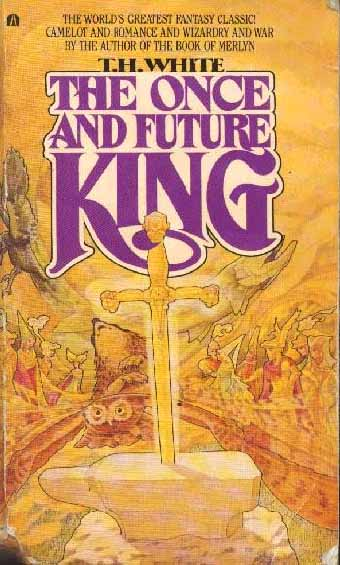 the legend of king arthur in the once and future king by t h white Th white's work can be read as a lament for the irrevocability of  but the  preoccupations of the once and future king age as arthur ages and the  tragic,  romantic retelling of arthurian legend that tussles with questions of.
