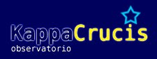 Kappa Crucis (Observatorio) IAU/MPC I26
