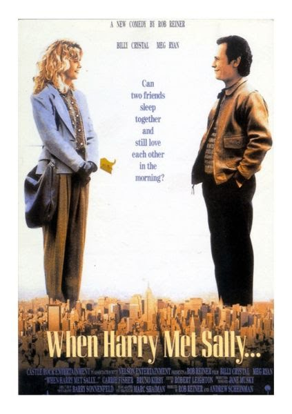 when harry met sall Does sex make it impossible for men and women to be true friends this  romantic comedy chronicles this dilemma through the eleven year relationship.
