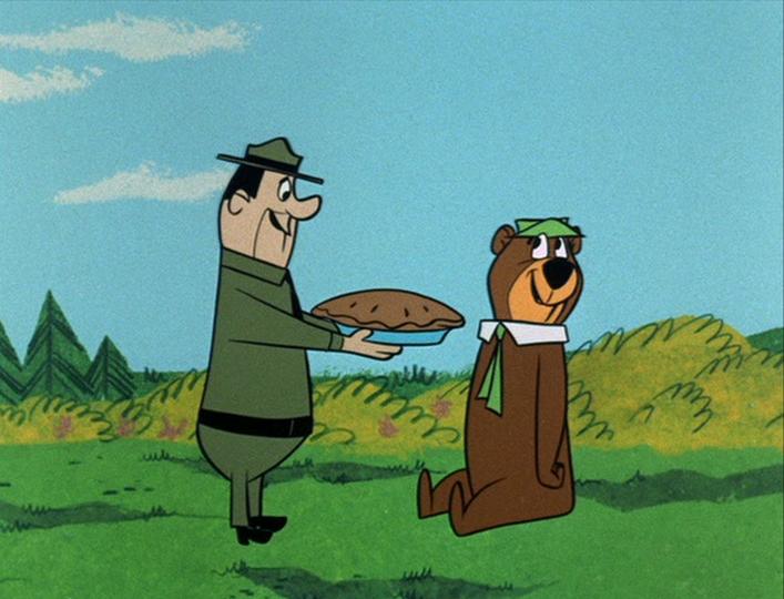 Yogi Bear Ranger Smith Yowp: The Many Lives o...