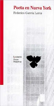 Poeta en Nueva York (Federico García Lorca)