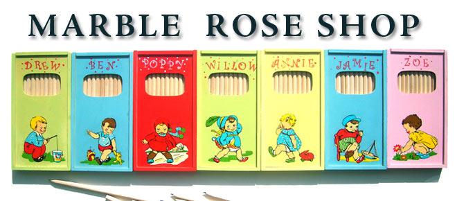 Marble Rose Shop