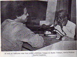 Una de la ultimas entrevistas realizadas por Phidias 1 mes antes de su partida