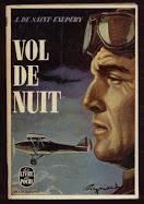 Vol de Nuit by Antoine de Saint-Exupéry