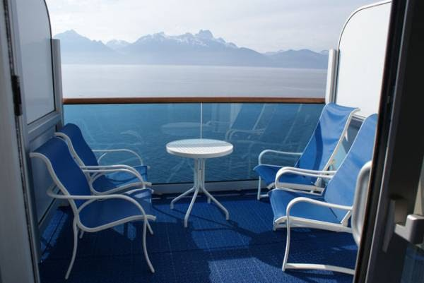 James 39 jetsam your cruise expert should i book a for The balcony book