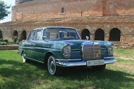El Mercedes de Paco