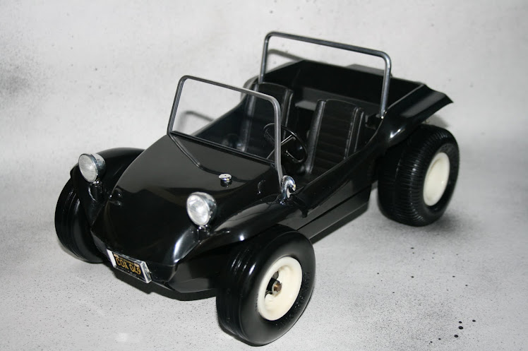 TEST SHOT BLACK BUGGY