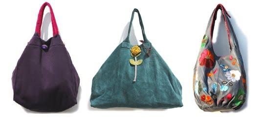 Borse Da Uomo Fatte A Mano : Fashion ger hippy chic le borse fatte a mano di daf