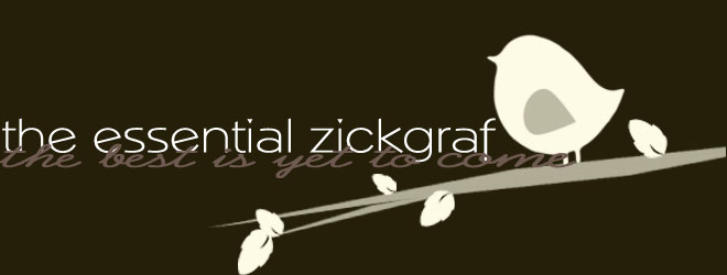 the essential zickgraf