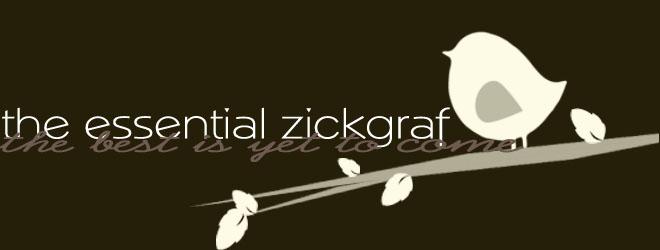 the essential zickgraf