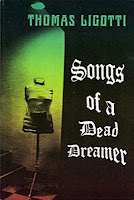 Songs of a Dead Dreamer, 1985, copertina