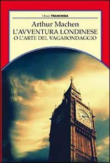 L'avventura londinese, 2008, copertina