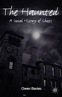 The Haunted: A Social History of Ghosts, cover