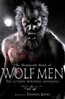 The Mammoth Book of Wolf Men cover