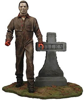 Halloween remake Michael Myers action figure