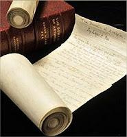 Poe scritti autografi foto