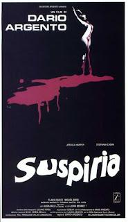 Suspiria 1977 poster italiano