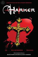 Harker comic cover copertina del fumetto