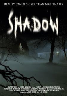 Shadow 2009 Federico Zampaglione poster